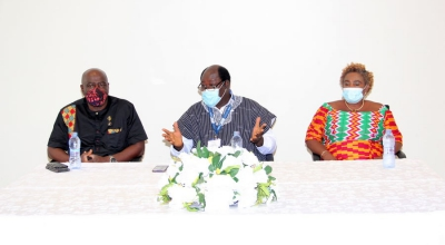 Asanteman Association of Europe donates to NMIMR